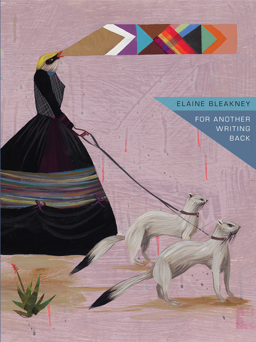 For Another Writing Back by Elaine Bleakney